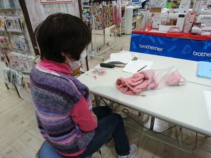 手編みレッスン20170322