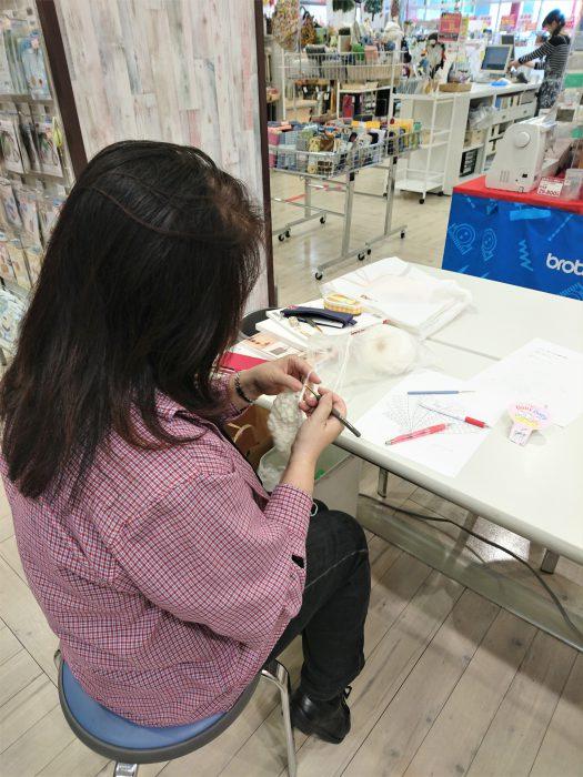 手編みレッスン20171104