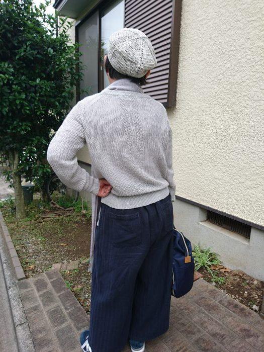 mimosaあみもの教室20180513