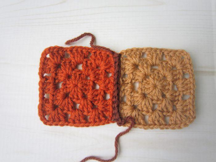細編みつなぎ