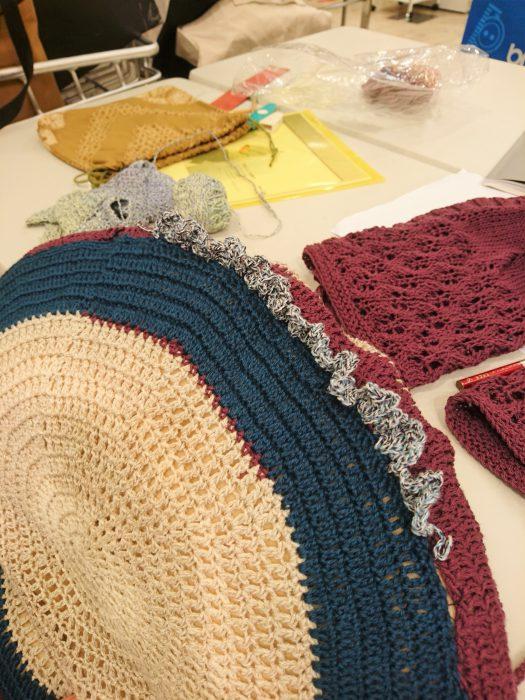 手編みレッスン20181006