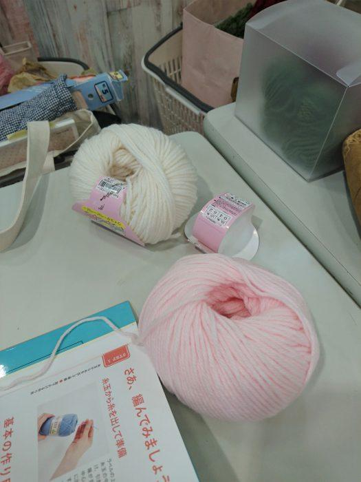 手編みレッスン20181110