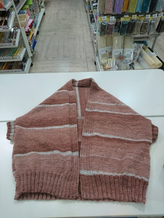 手編みレッスン20181201