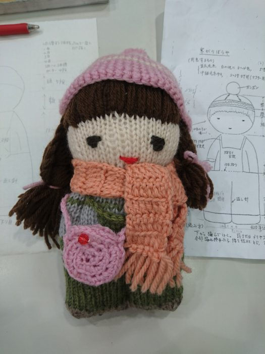 手編みレッスン20190126