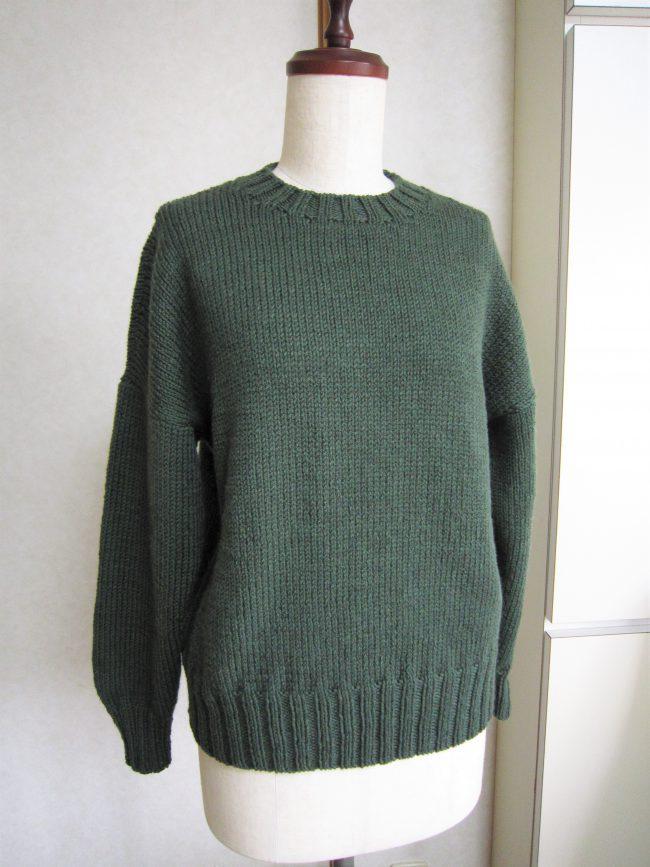 普通のセーター2019