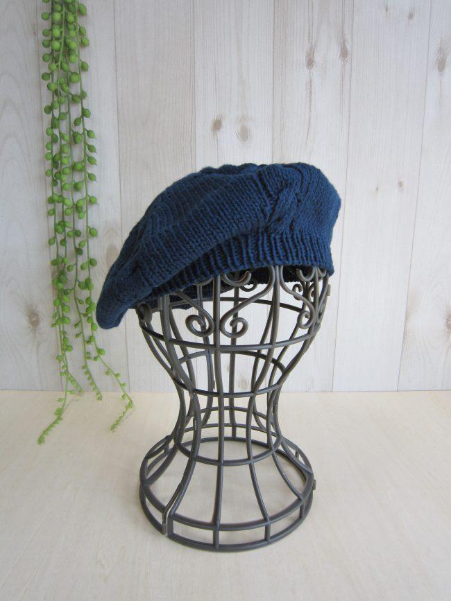 メンズベレー帽